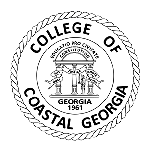 The College of Coastal Georgia Presidential Seal